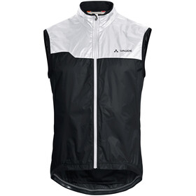 VAUDE Air Pro Vest Men, black/white